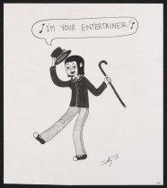 Image of I'm your entertainer! - Wertz, Julia, 1982-