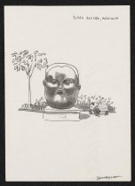 Image of Colombia sketchbook 2012: Plaza Botero, Medellin - Glidden, Sara, 1980-
