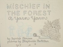 Image of Art for Mischief In The Forest - McMillan, Stephanie, 1965-