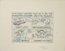 Image of A Michigan woman might go to jail for growing veggies - McMillan, Stephanie, 1965-