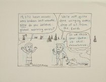 Image of 15,272 heat records were broken last month. - McMillan, Stephanie, 1965-