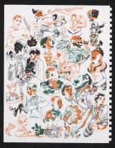 Image of [Sketches] - Lambert, Joseph, 1984-