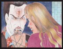 Image of [Girl fights vampire] - Negron, Jonny