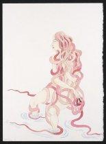 Image of [Self portrait] - Corman, Leela