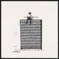 Image of Little Dreams, Big Bookcase - Harbin, Dustin