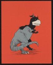 Image of Tyrannosaurus Bats! - Harbin, Dustin