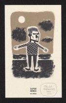 Image of Super Heros Ex-Libris - Horrocks, Dylan