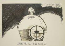 Image of Aiming for the vital center - Stantis, Scott, 1959-