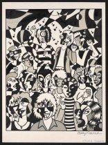 Image of Party Scene - Fleener, Mary