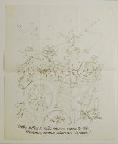 Image of [Cartoon Roughs] - Flessel, Creig, 1912-2008