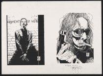 """Image of For Bissette the jet! - Bradstreet, Timothy """"Tim,"""" 1967-"""