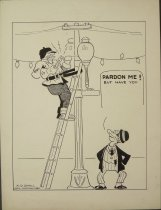 Image of [Advertising Cartoons] - Small, Arthur Dale