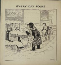 Image of Every day folks - Small, Arthur Dale