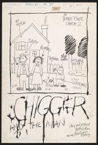 Image of Chigger and the Man - Giffen, Keith, 1952-