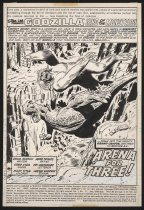 Image of Arena for Three! - Trimpe, Herb, 1939-