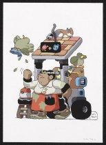Image of Fish Cart - Sears, Ben