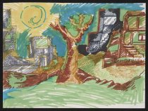 Image of [abstract landscape] - Hayes, Rory, 1949-1983