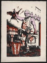 Image of [bloody colonel sanders] - Green, Justin, 1945-