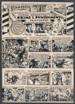 Image of Crime & Punishment - Green, Justin, 1945-