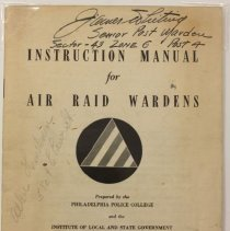 Image of #15 - Air Raid Wardens