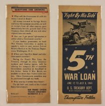Image of War Loan - #56