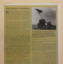Image of Iwo Jima Sermon - #82