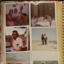 Image of Random page of the photo album
