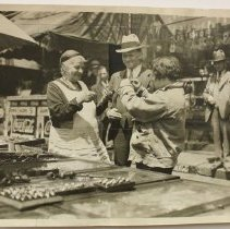 Image of 1934 Chicago market - D303.10