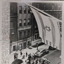 Image of D492.15 - New Flag, 1948
