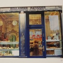 Image of J-PH37.13 - Paris Bakery