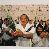 Image of Sukkot at the Wall - J-PH2.03