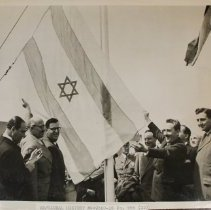 Image of J-PH55.14 - Abba Eban and Moshe Sharett