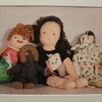 Image of Our Family Dolls - J-PH7.09
