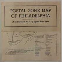 Image of #10 - Postal Zone Map