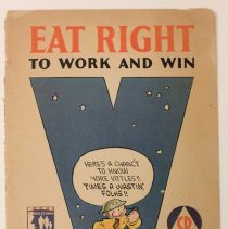 Image of #9 - Eat Right!