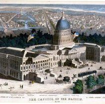Image of KC0038.PR.AG.L.F. - Capitol - Bird's Eye View