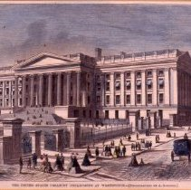 Image of KC0042.PR.AG.M.F. - Treasury Department Building