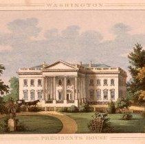Image of KC0191.PR.AG.M.F. - White House