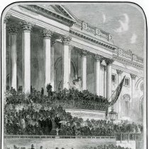 Image of KC0200.PR.AC.L.F. - The Second Inauguration of President Lincoln