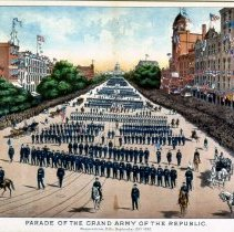 Image of KC0228.PR.AC.E.F. - Parade of the Grand Army of the Republic