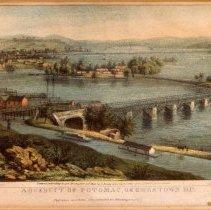 Image of KC0229.PR.BR.M.F. - Aqueduct Bridge At Georgetown