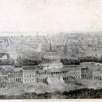 Image of KC0260.MR.AG.L.F. - Capitol - East Front