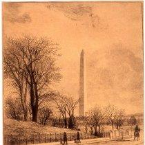 Image of KC0286.PR.AG.L.F. - Washington Monument