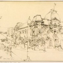Image of KC0338.DR.AG.L.F. - Renwick Gallery, 17th And Pennsylvania Ave., N.W.