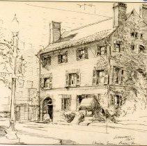 Image of KC0340.DR.AP.L.F. - House At 1601 Eye Street, N.W.