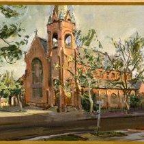 Image of KC0362.PT.AP.E.F. - St. Mark's Episcopal Church, Capitol Hill