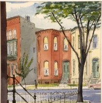 Image of KC0406.PT.AP.L.F. - Sousa House, 318 Independence Avenue, S.E.
