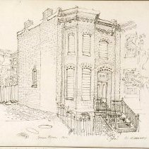 Image of KC0411.DR.AP.L.F. - Sousa House, 318 Independence Avenue, S.E.