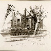 Image of KC0413.PT.AP.L.F. - House At 1600 Eye Street, N.W.