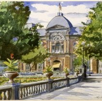 Image of KC0428.PT.AG.L.F. - Renwick Gallery ( former U.S. Court of Claims Building)